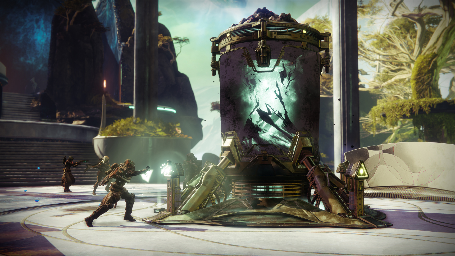 Destiny 2 Forsaken Gambit