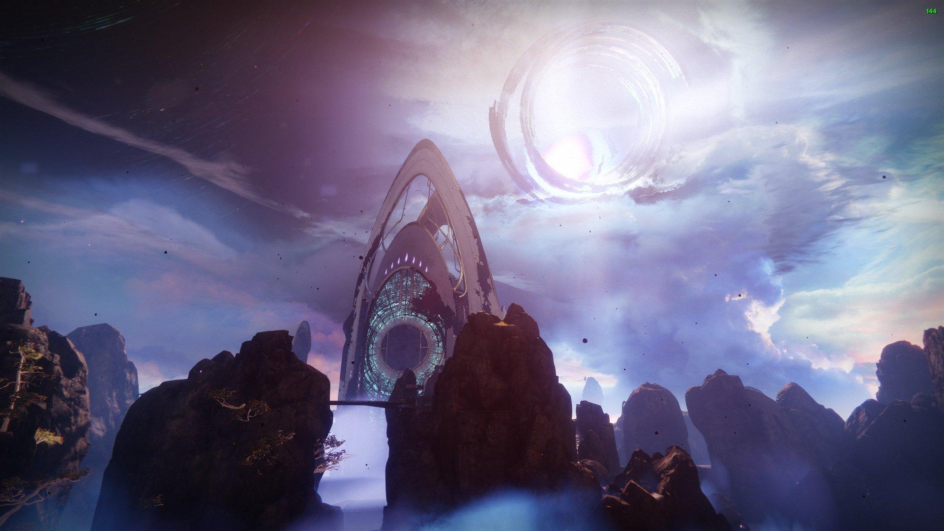 destiny 2 forsaken the dreaming city