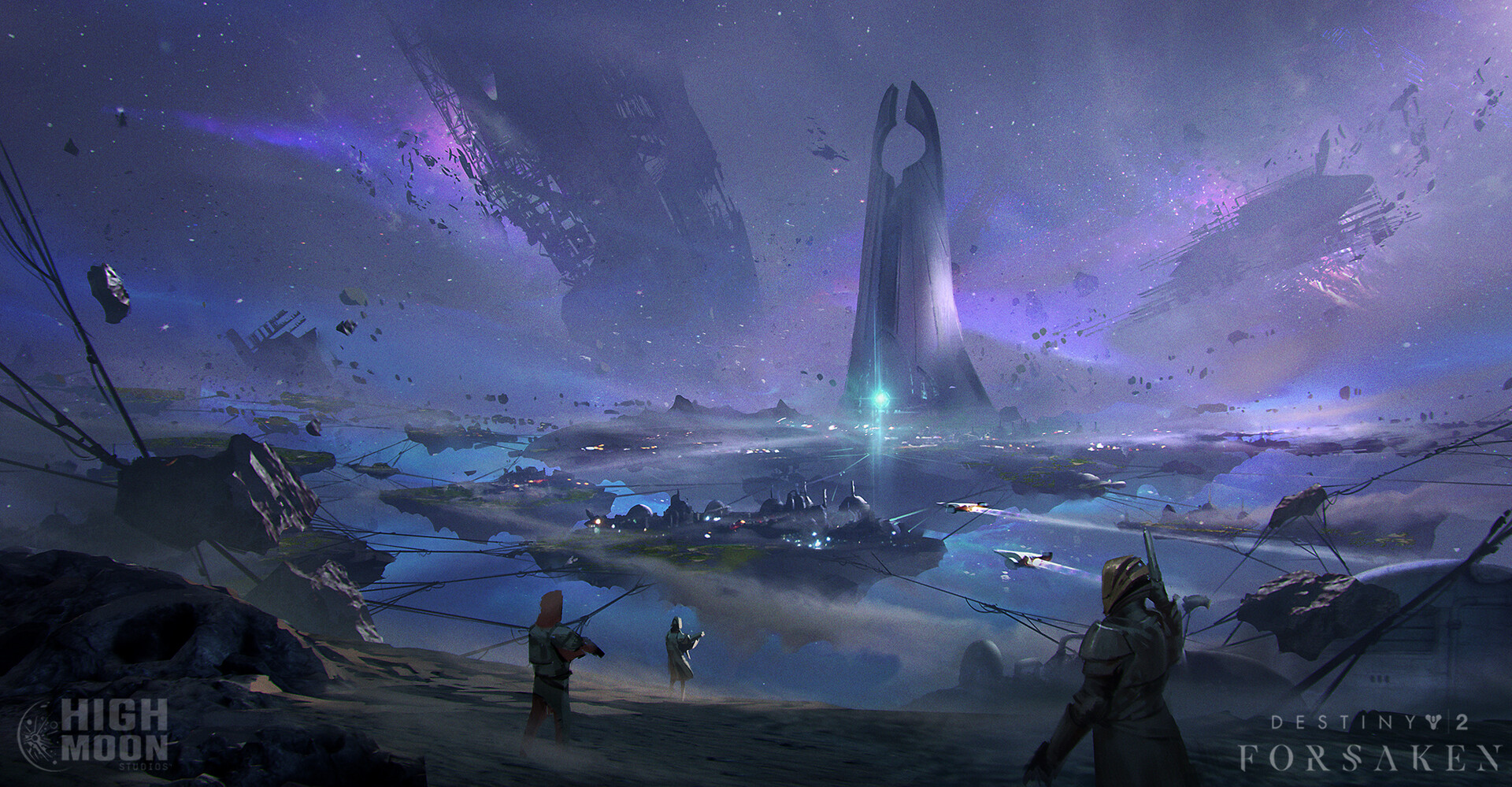 Destiny 2 The Tangled Shore