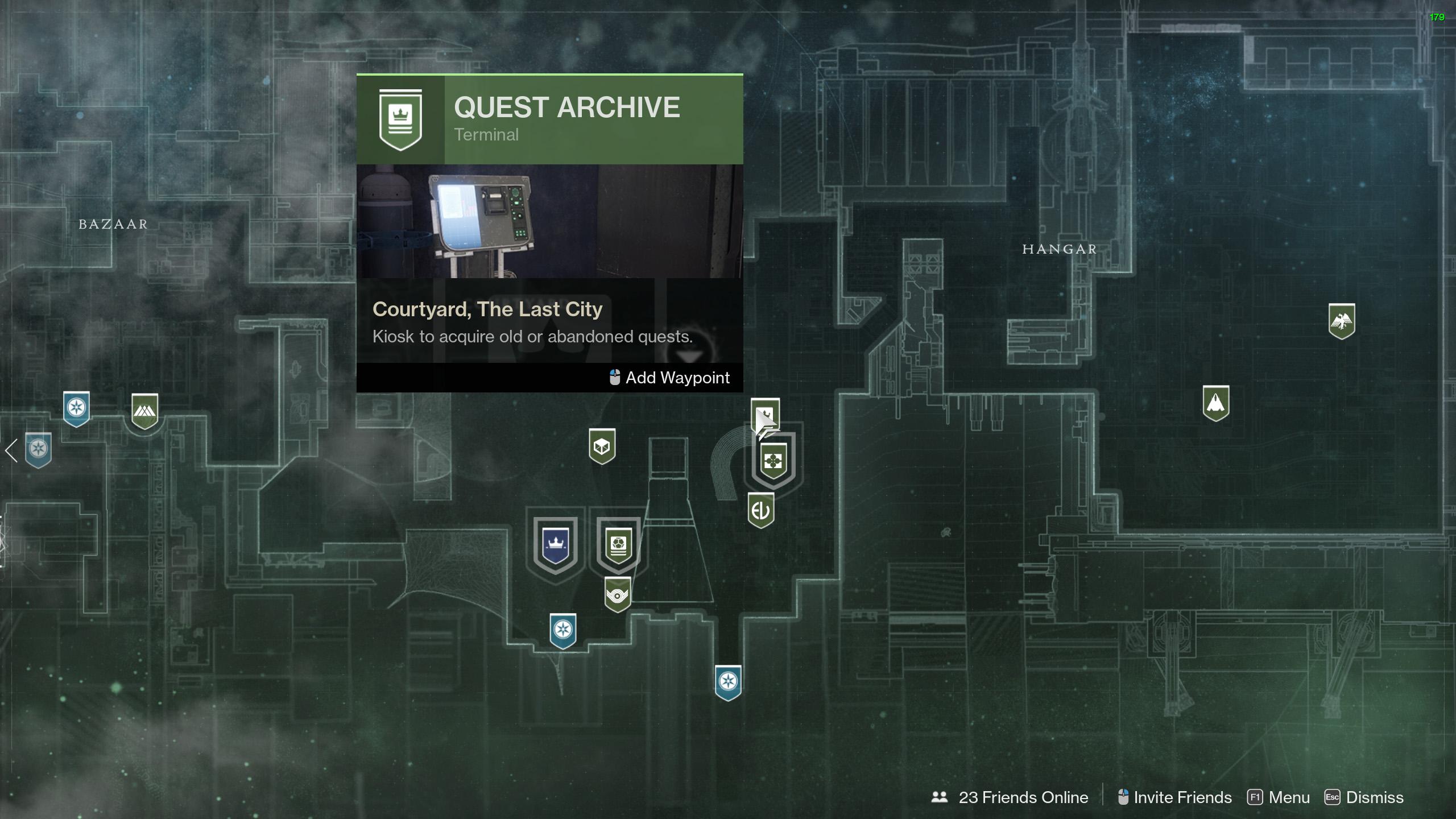 destiny 2 quest archive