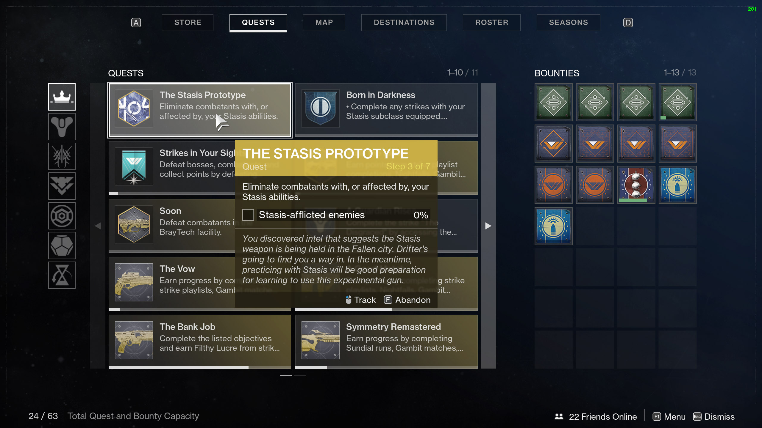 destiny 2 the stasis prototype stasis-afflicted enemies