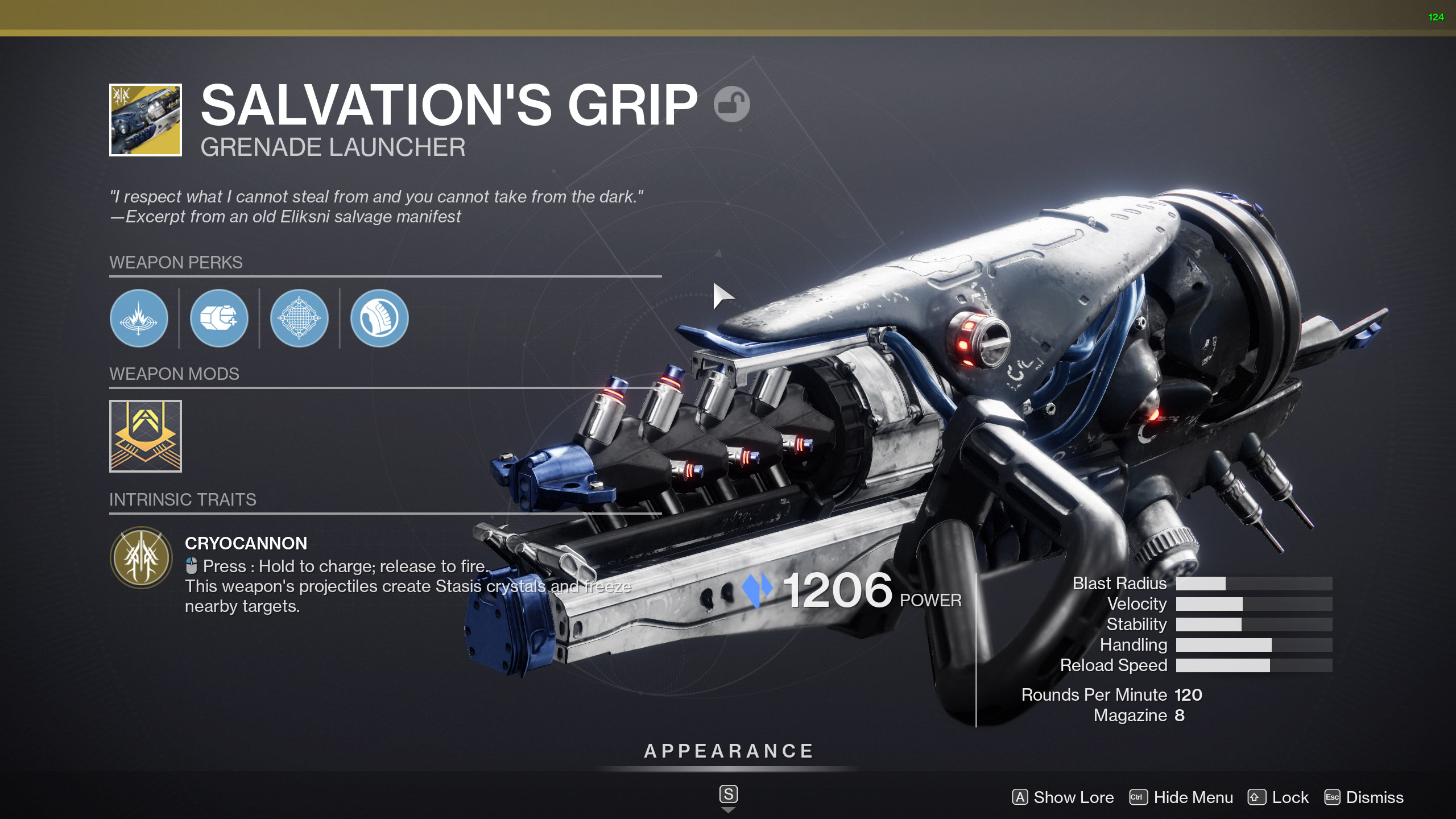 destiny 2 salvation's grip