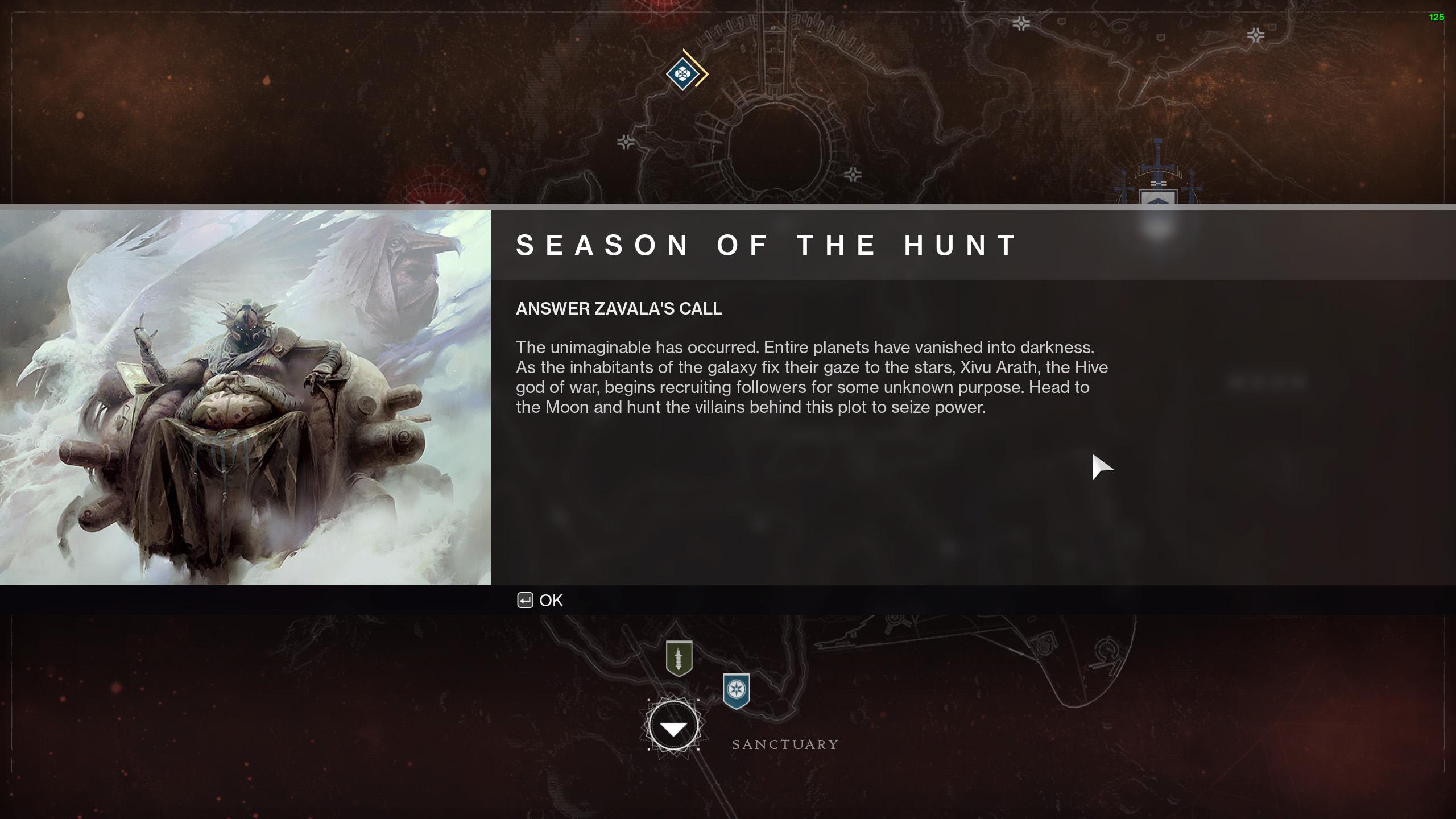 destiny 2 season of the hunt campaign