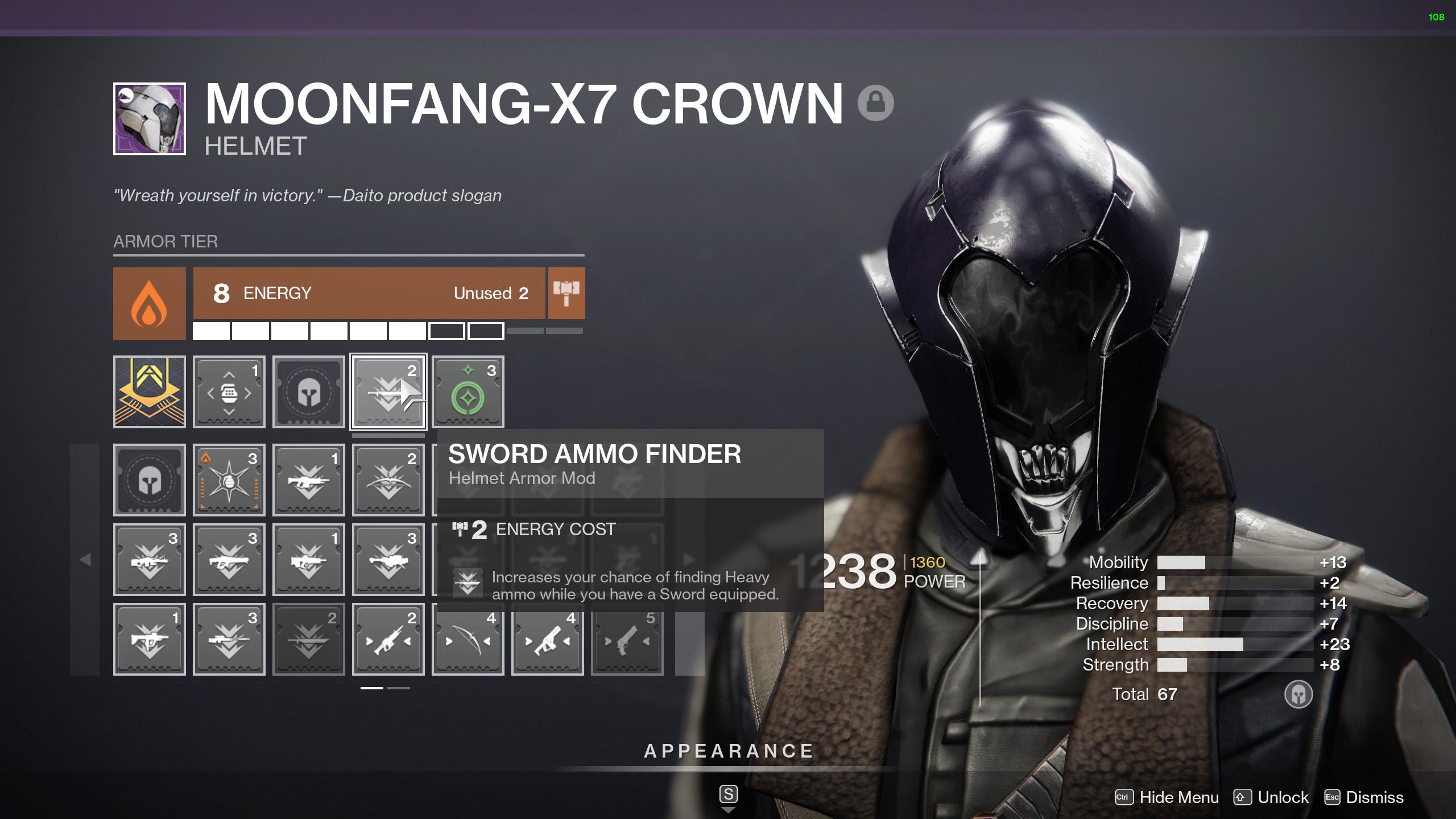 destiny 2 sword kills heavy ammo