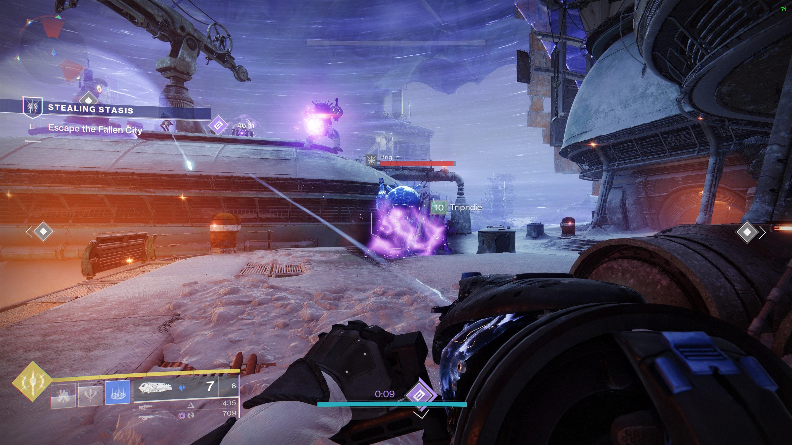 destiny 2 stealing stasis