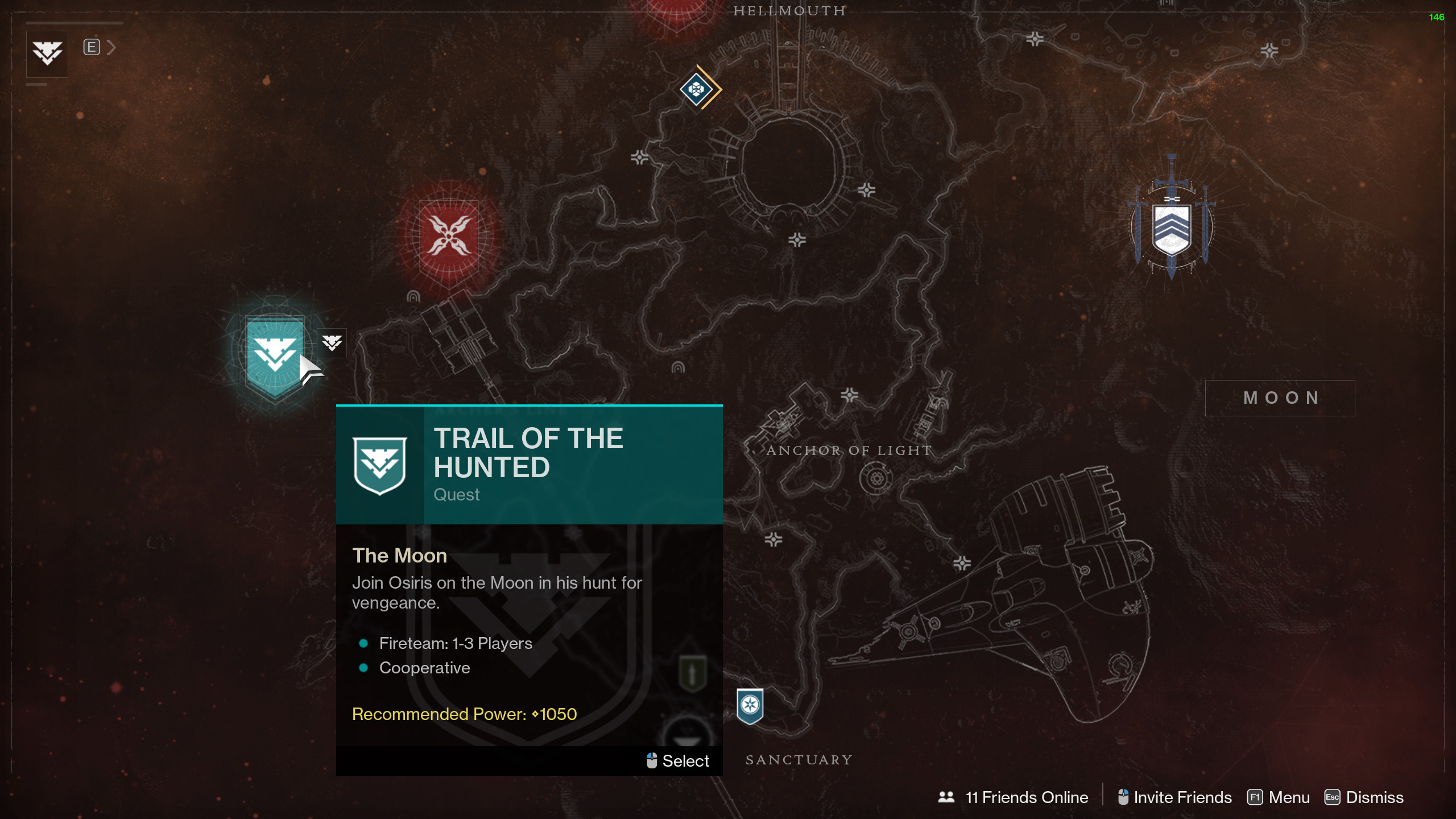 Destiny 2 Trail of the Hunted