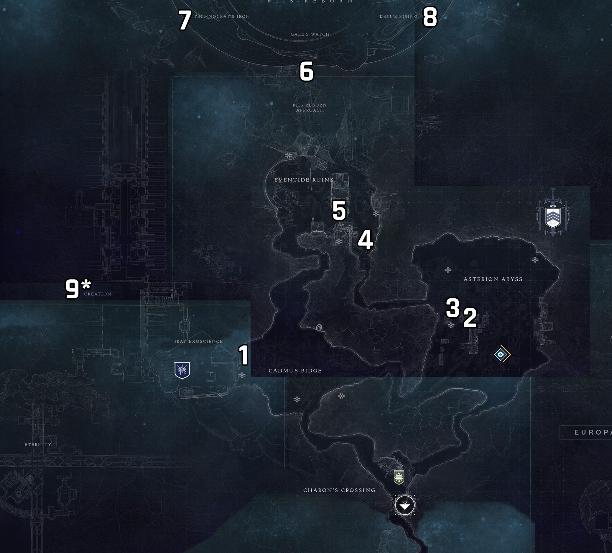 entropic shards map destiny 2