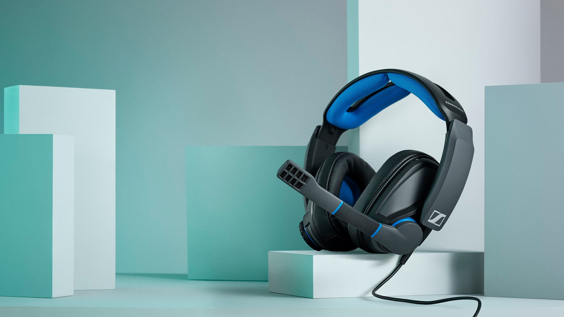 By purchasing a qualifying headset such as the Sennheiser GSP 300 seen above before December 31, you'll gain exclusive access to the EPOS Masterclasses livestreams in January 2021.