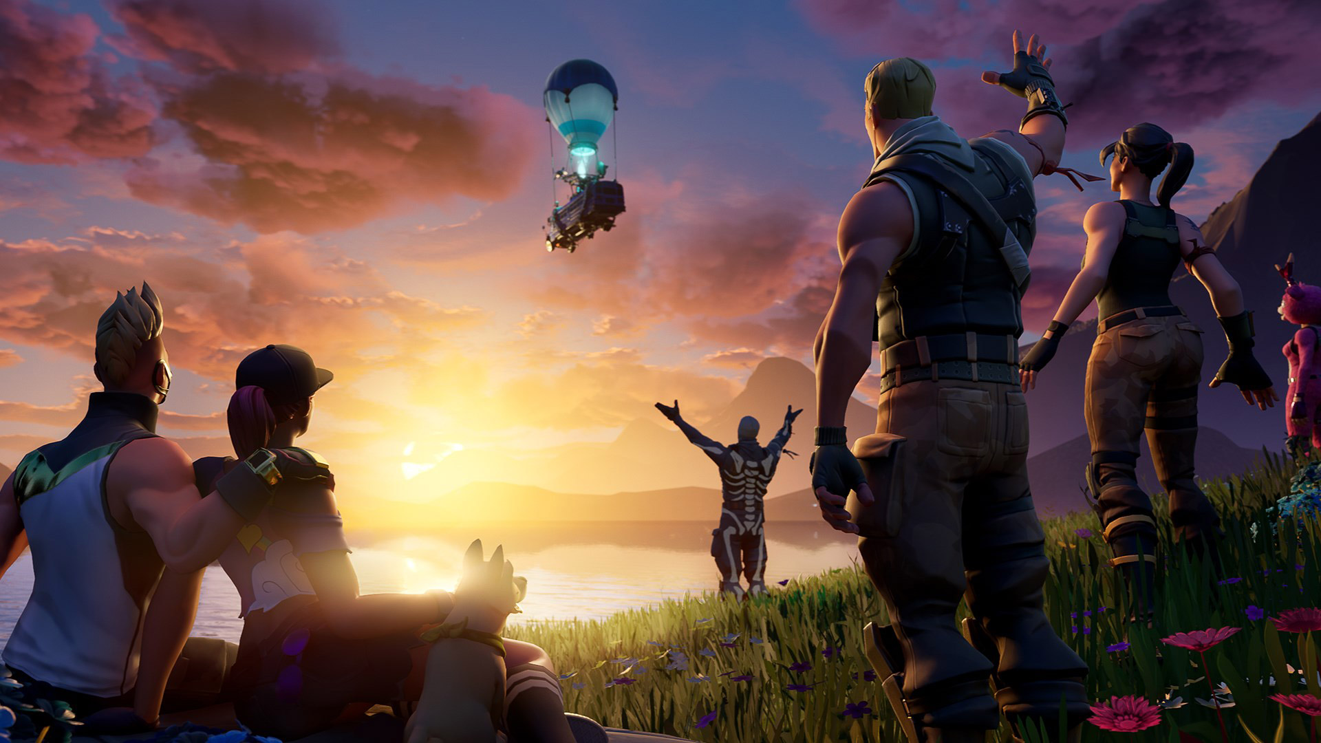 Fortnite Next Gen Details And Specs Revealed Shacknews