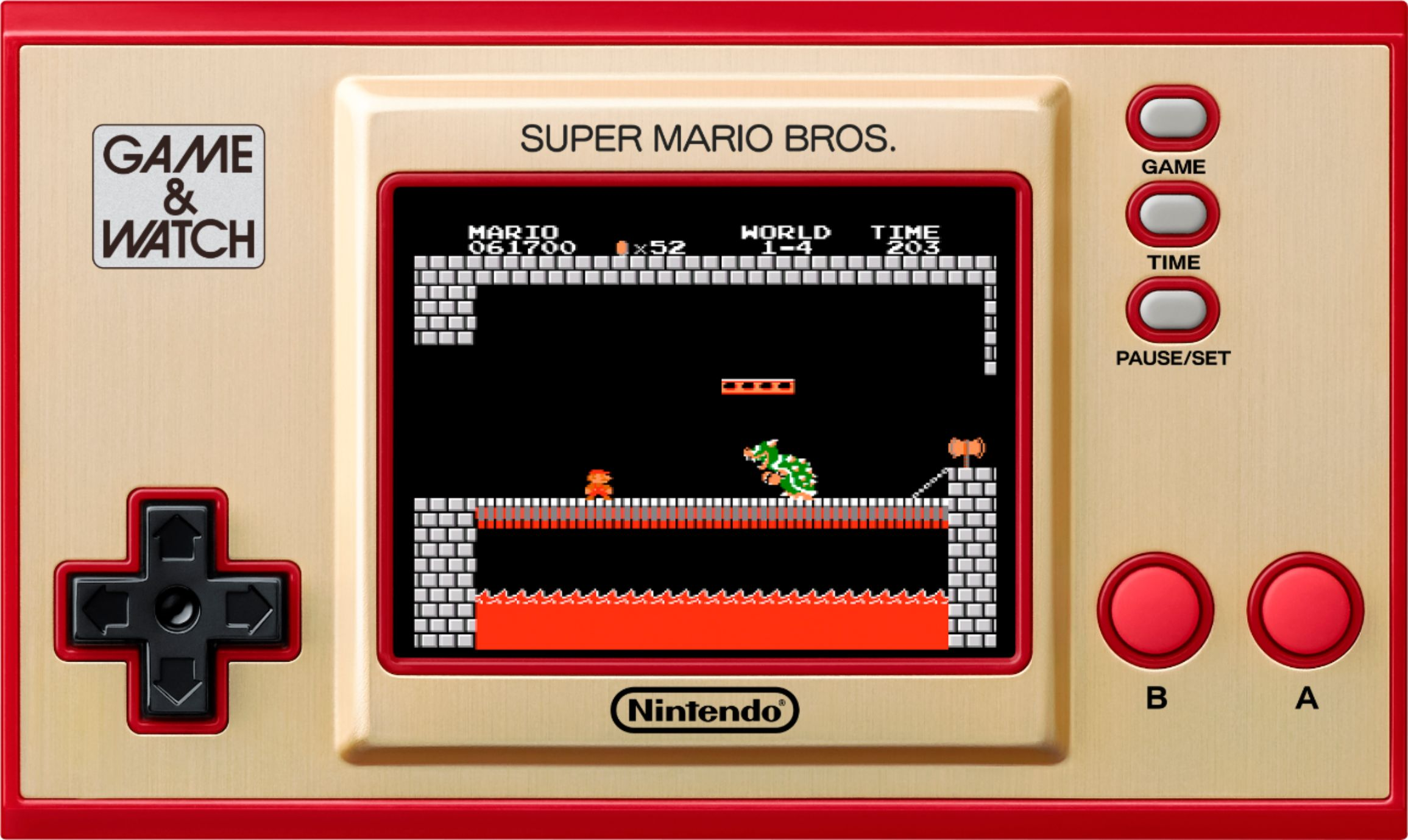 Nintendo's Game & Watch: Super Mario Bros. is a blast from the past!