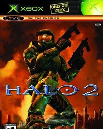 Halo 2.