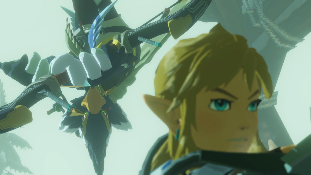 Hyrule Warriors Age Of Calamity Review A Wink To The Past Shacknews