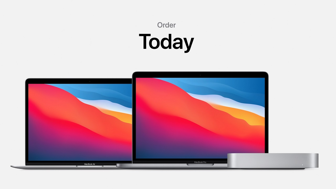Apple's latest generation of Mac products featuring the M1 Chip are available for ordering now.