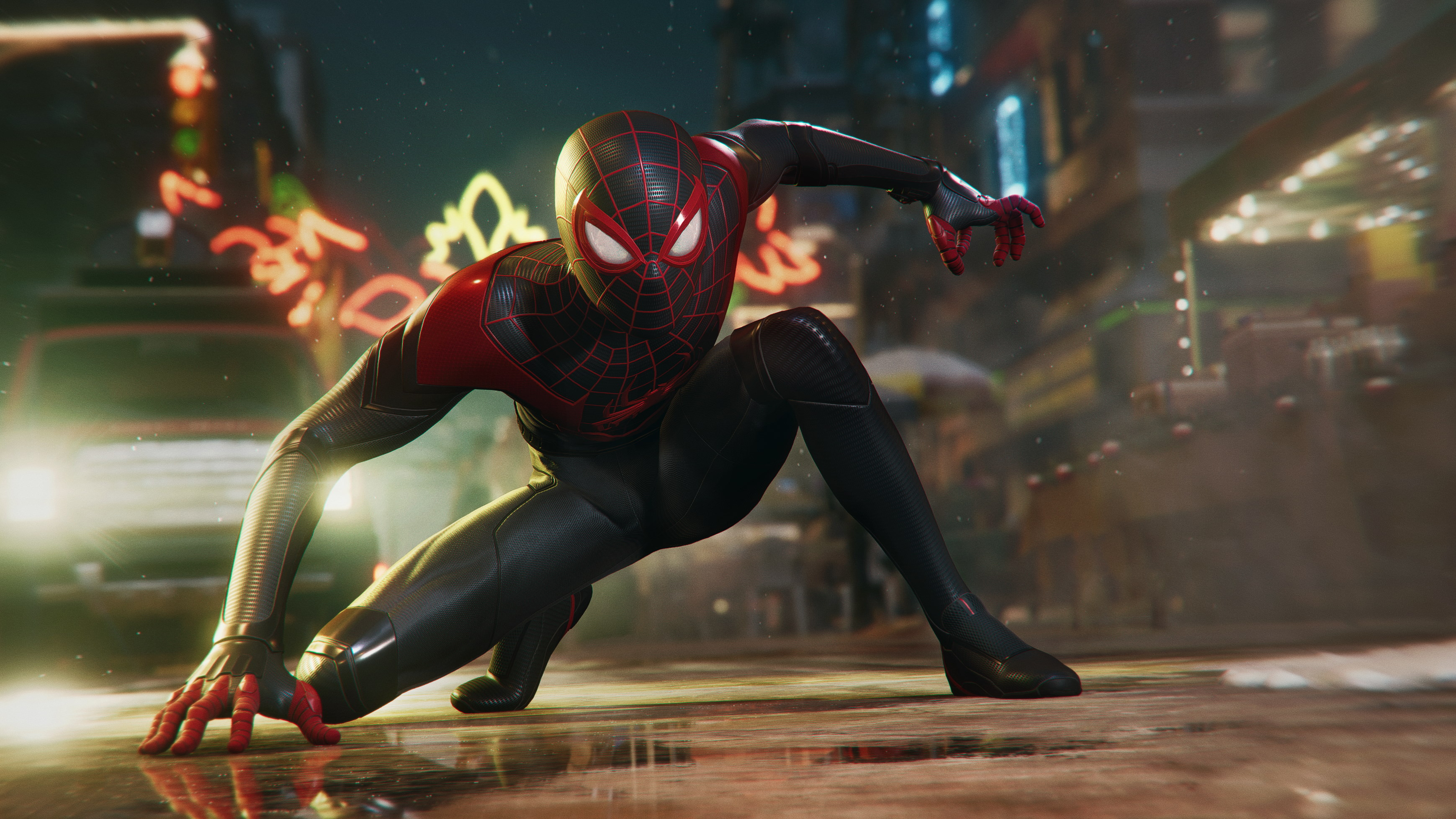 Marvel's Spider-Man: Miles Morales packs a punch on PS5.