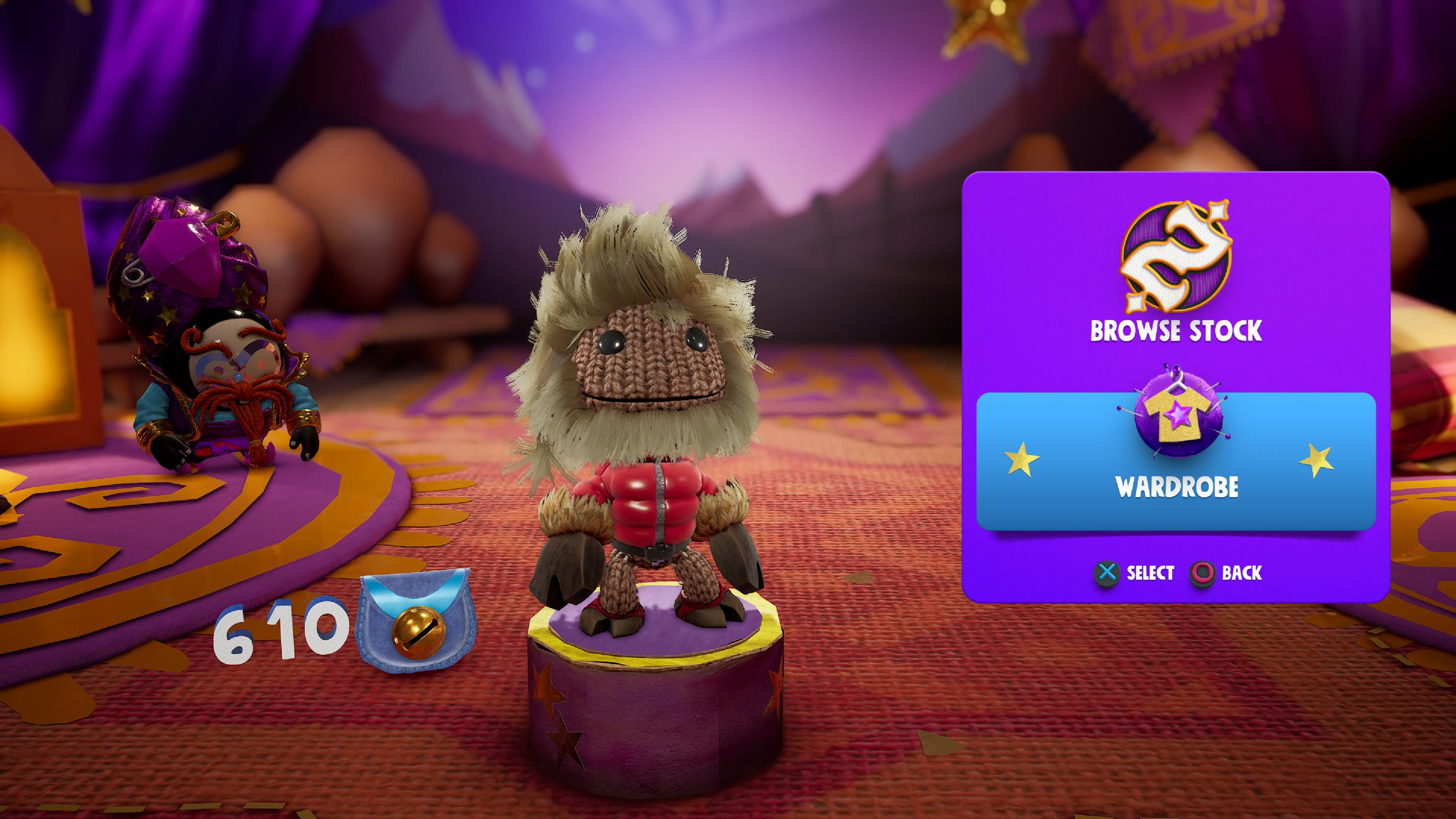 I spent most of my time playing as bubble jacket yak.