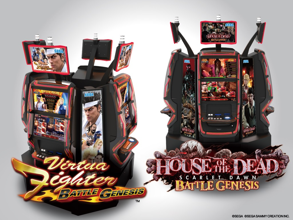 With launches even up to and including Virtua Fighter and House of Dead pachislot machines coming late in 2019, Sega Sammy has been forced to re-examine its efforts in the physical amusement industry in the face of COVID-19.