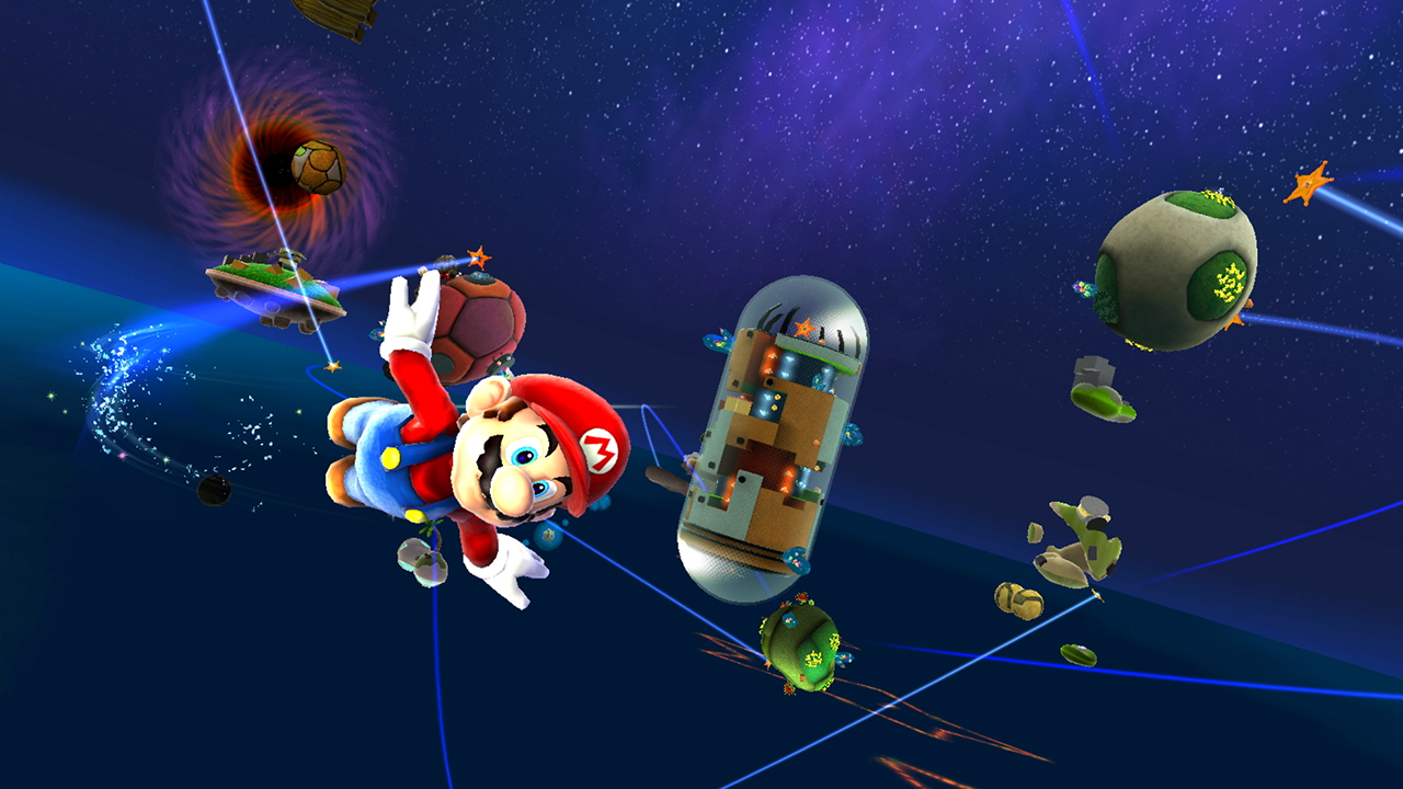 Super Mario 3D All Stars version 1.1.0