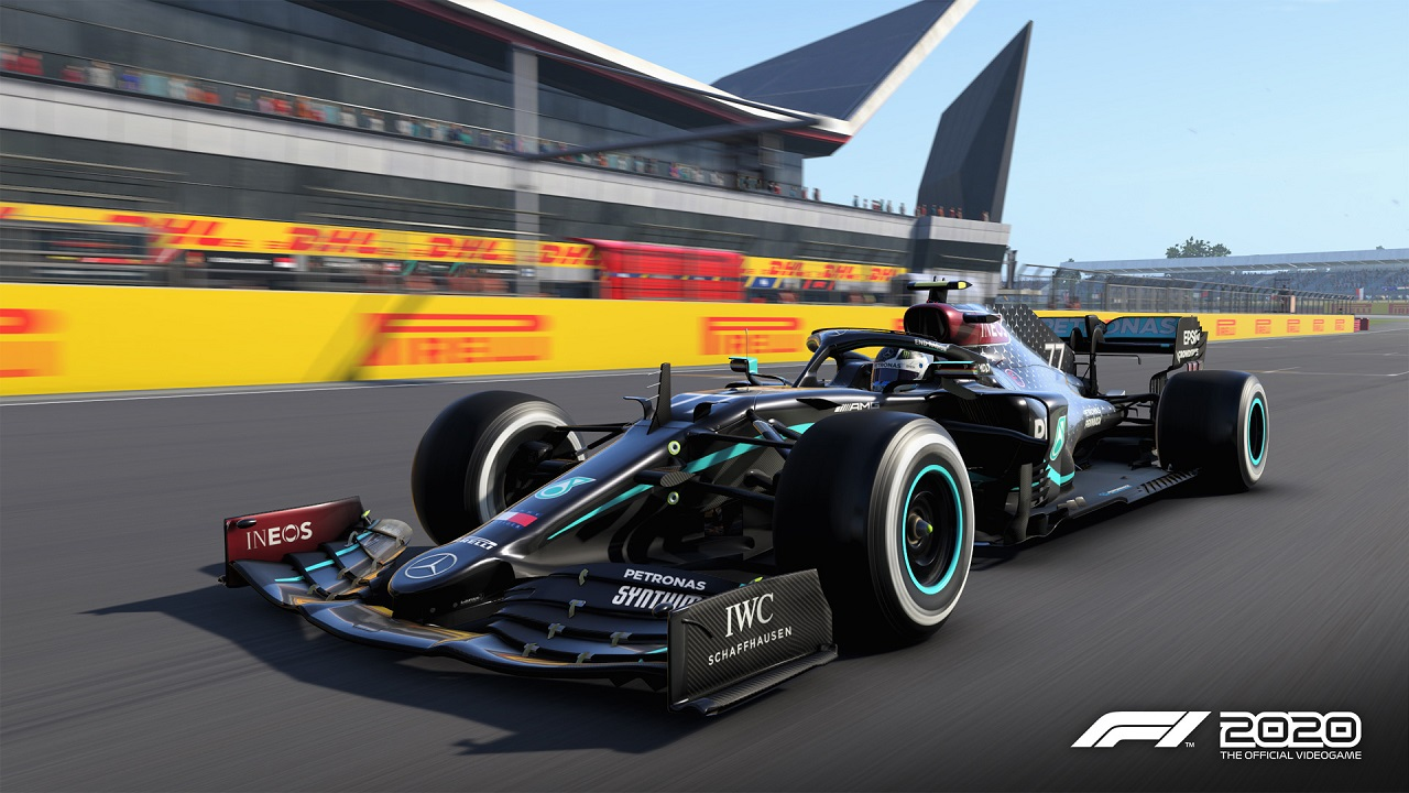 Take-Two Interactive's alleged acquisition with Codemasters comes just after the successful launch of F1 2020 and the near launch of Dirt 5.