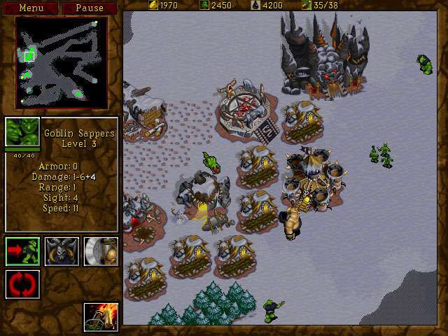 WarCraft II's controls influenced the feel of Age of Empires.