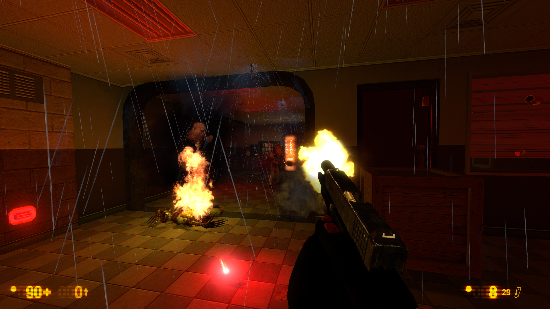 Black Mesa recreates Half-Life as you remember it, not as it was.