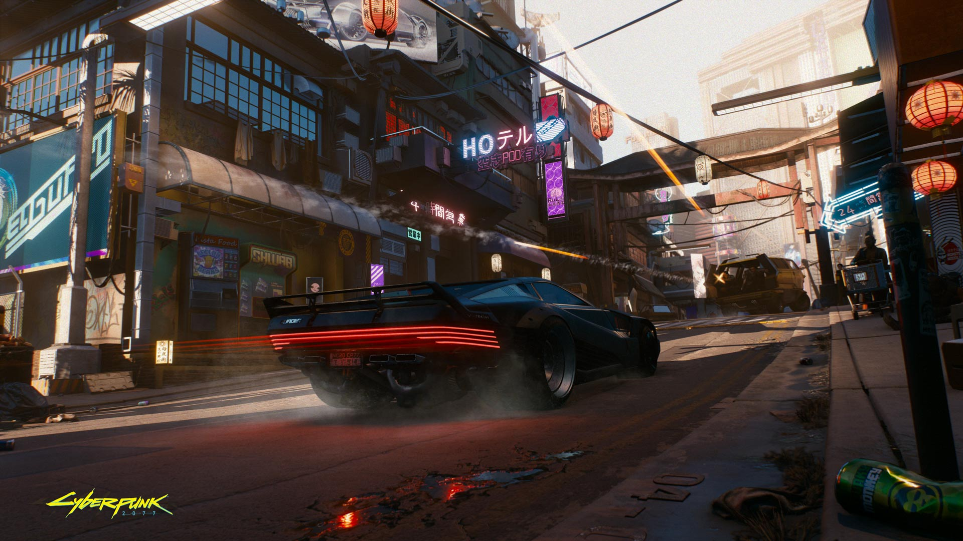 CD Projekt Red warns against uploading Cyberpunk 2077 gameplay videos early
