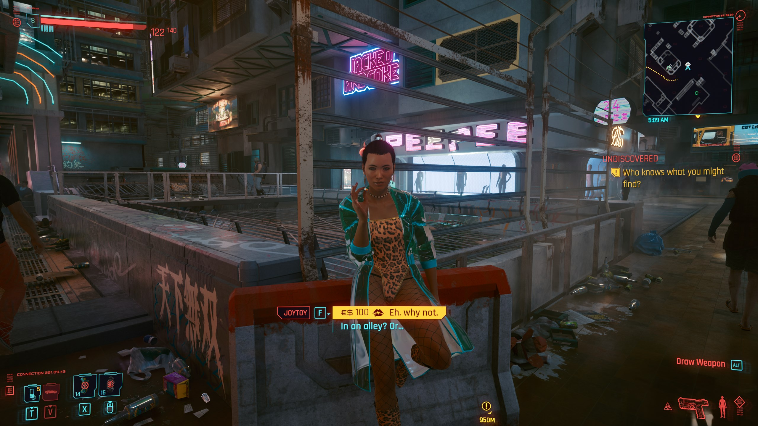 Cyberpunk 2077 Update 1.03 Patch Notes