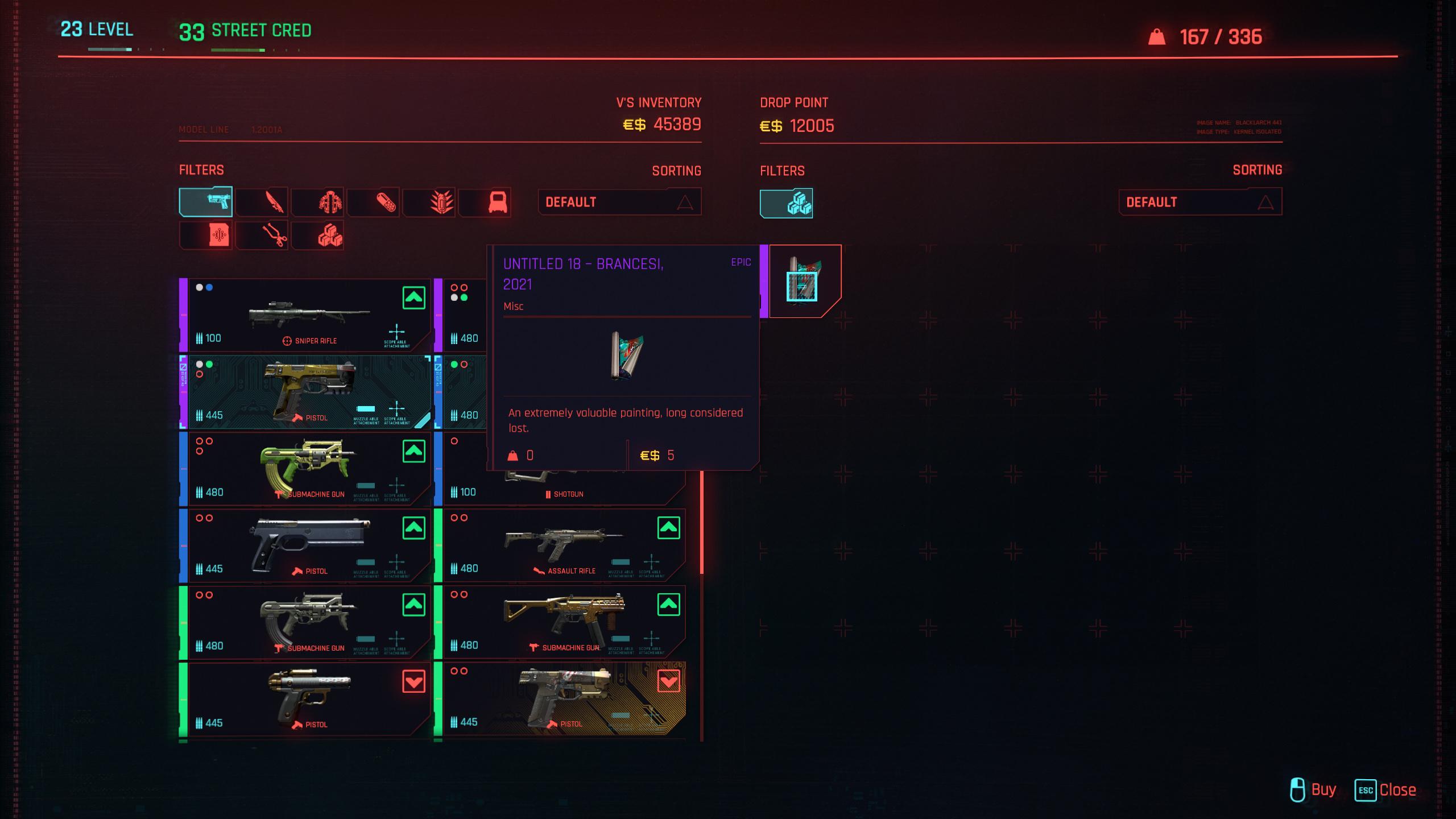 cyberpunk 2077 money glitch - space oddity money glitch