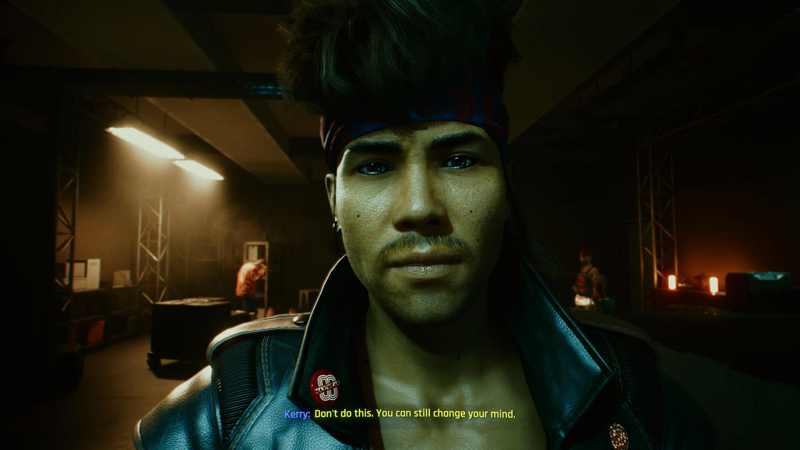 romance guide - cyberpunk 2077 - Kerry