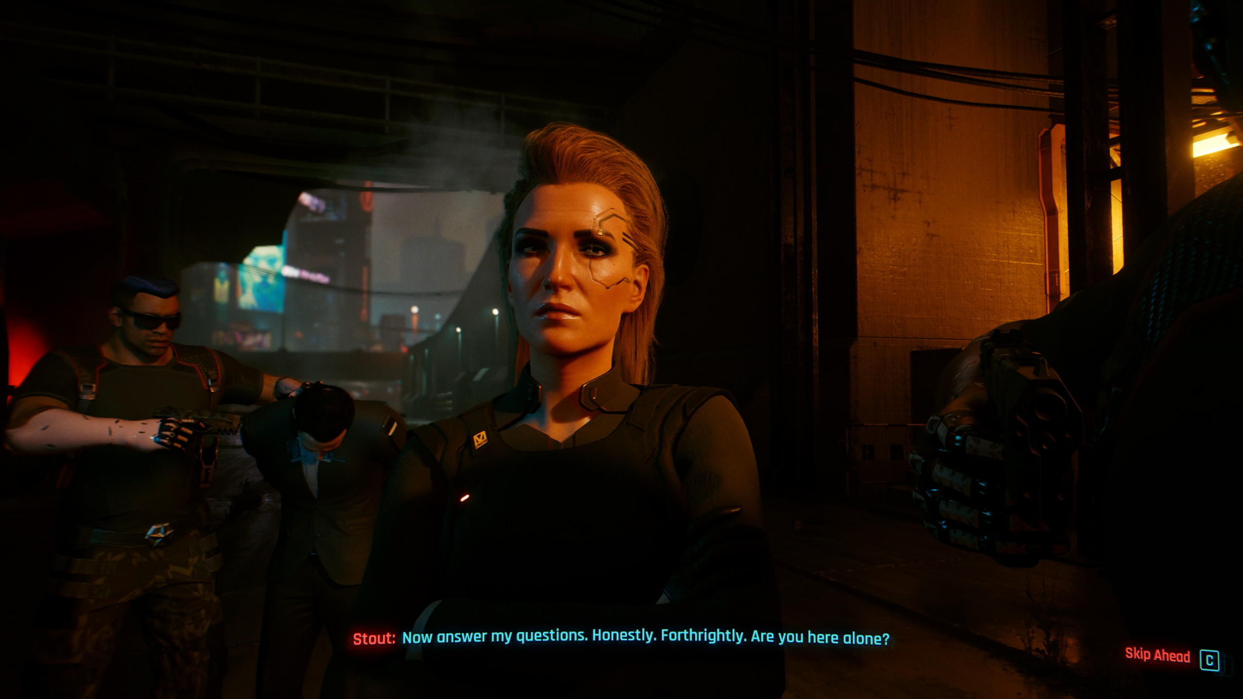 romance guide - cyberpunk 2077 - meredith stout