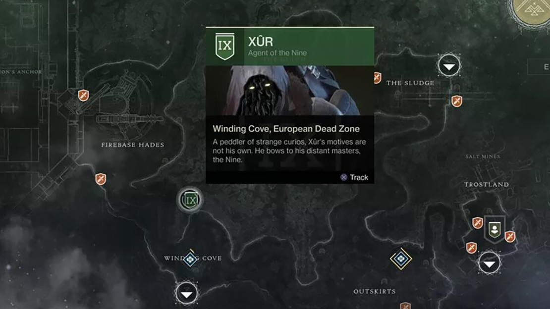 Xur's location and wares for December 4, 2020 - Destiny 2