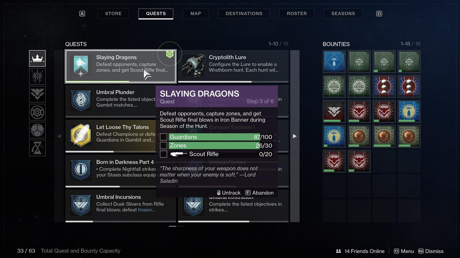 destiny 2 slaying dragons step 3