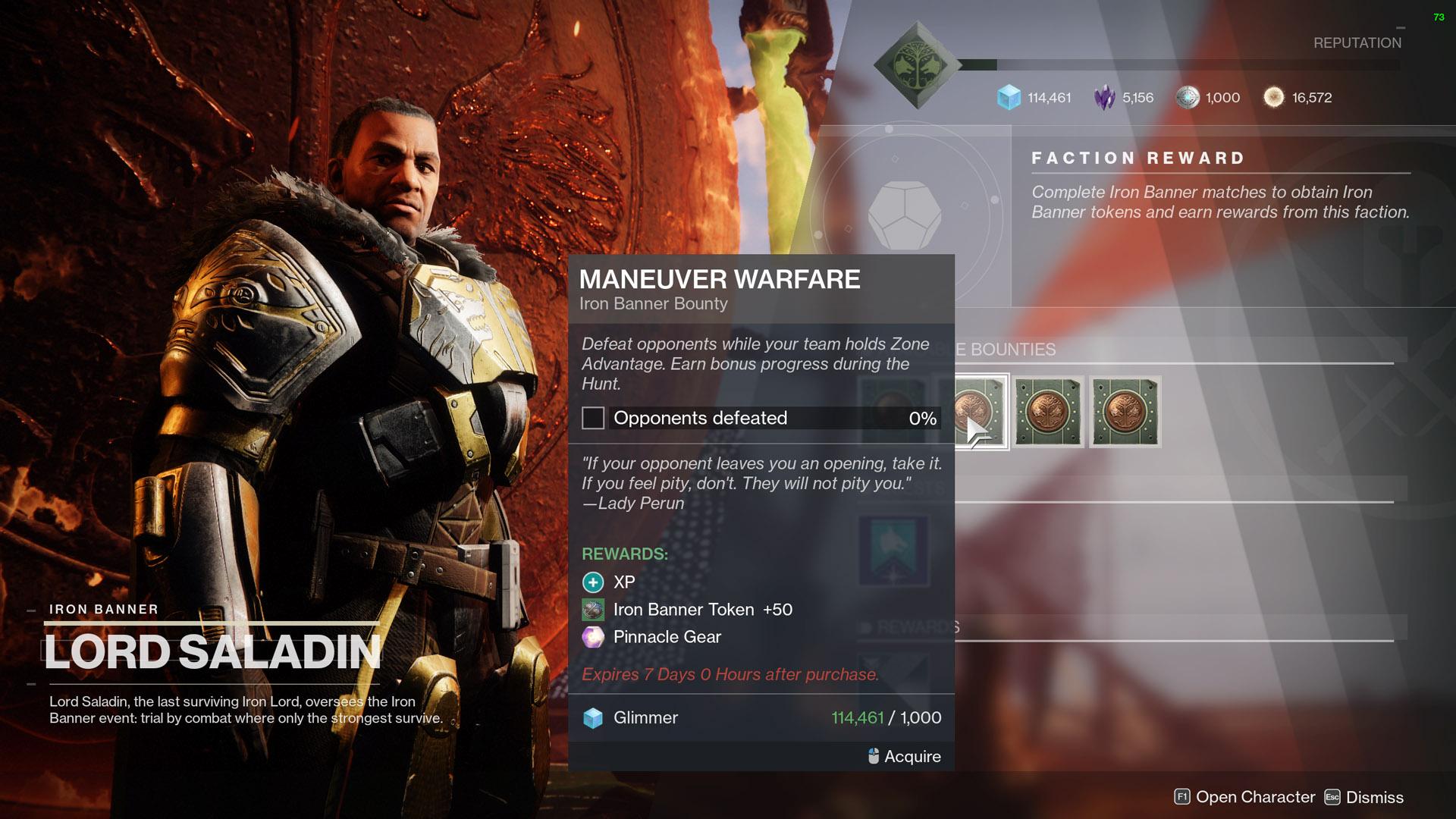 destiny 2 maneuver warfare