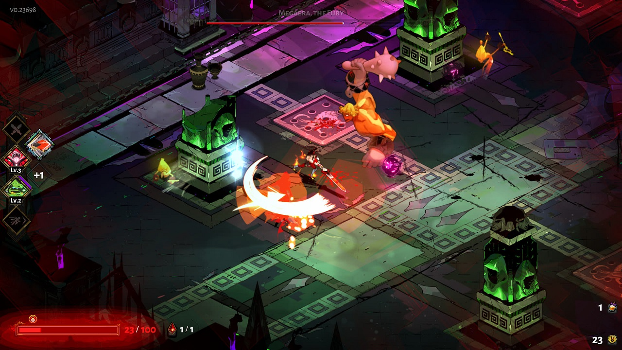 Between mechanics, music, voice acting, great story, flexible progression, and so much more, Hades has truly been a rare complete indie game package on all fronts.