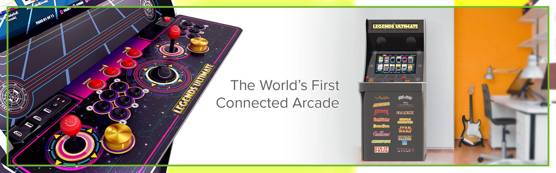 atgames arcadenet