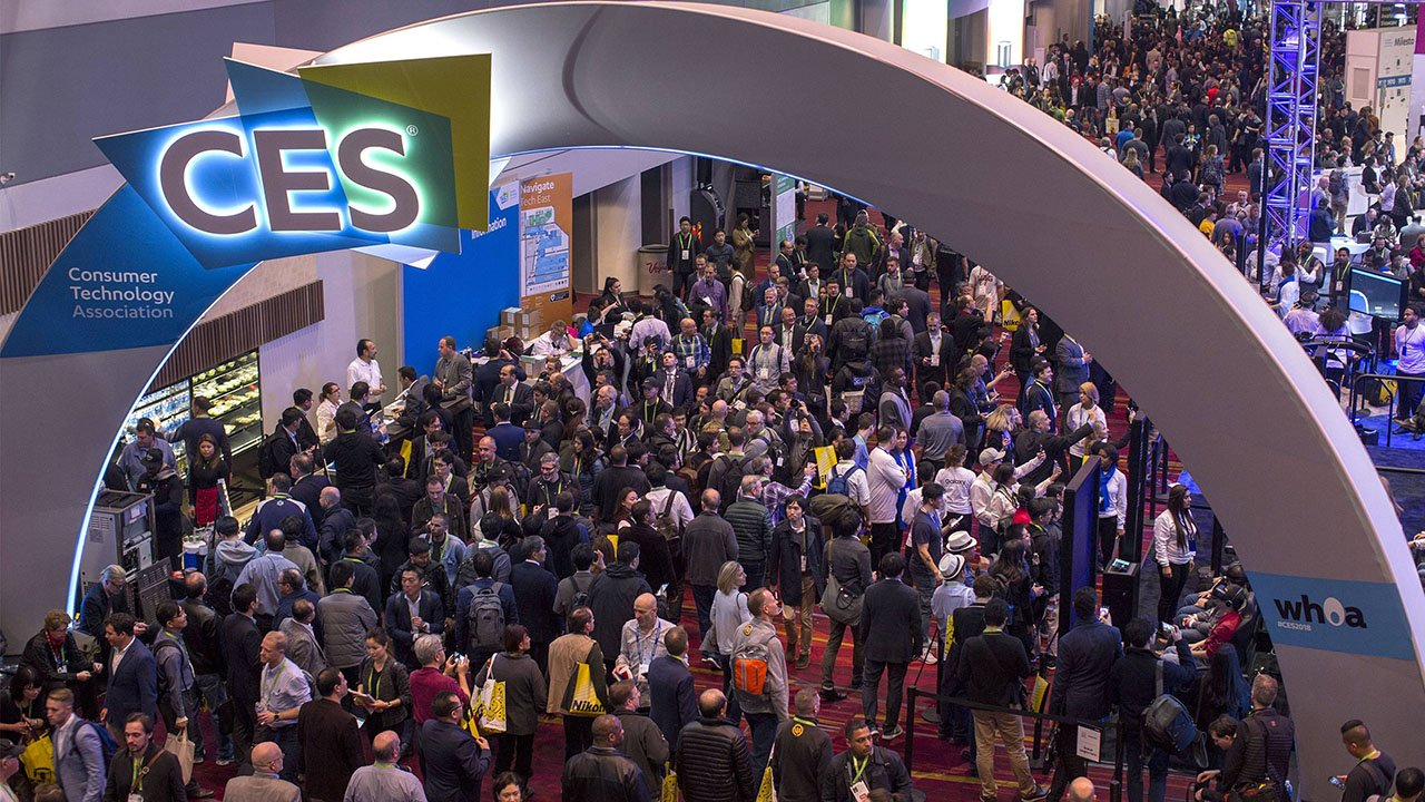 CES 2021 will be held entirely online.