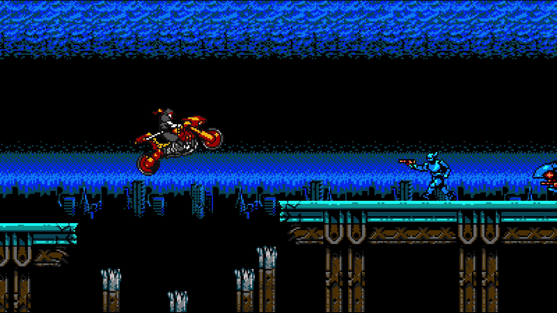 Cyber Shadow launches on January 21 and will be on Game Pass the same day.