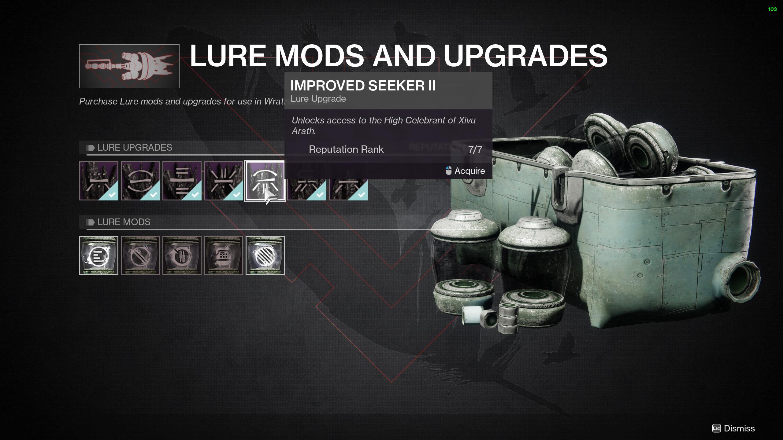 destiny 2 ascendant hunter seeker 2 upgrade