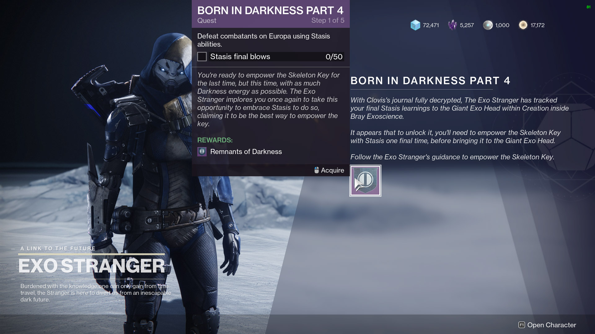 destiny 2 born in darkness part 4