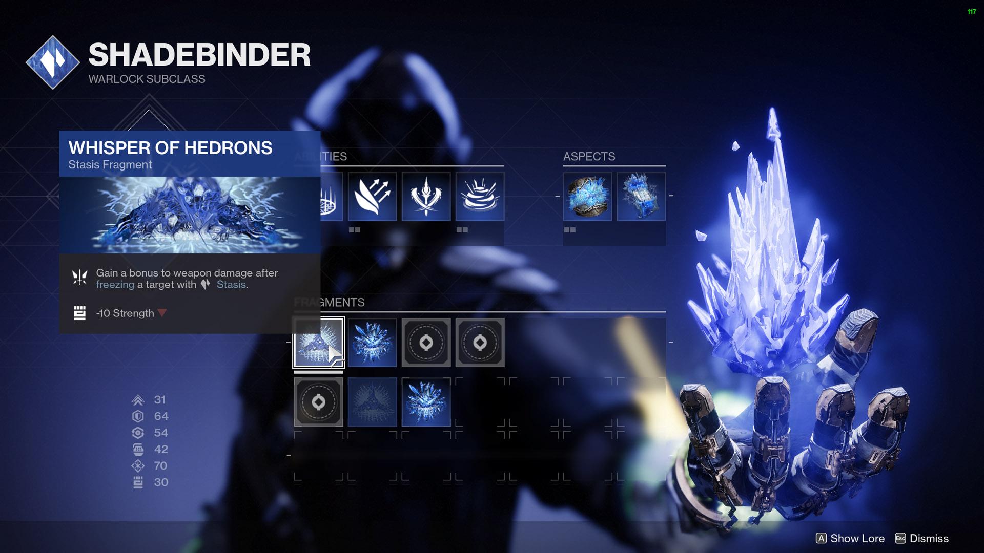 destiny 2 all fragments