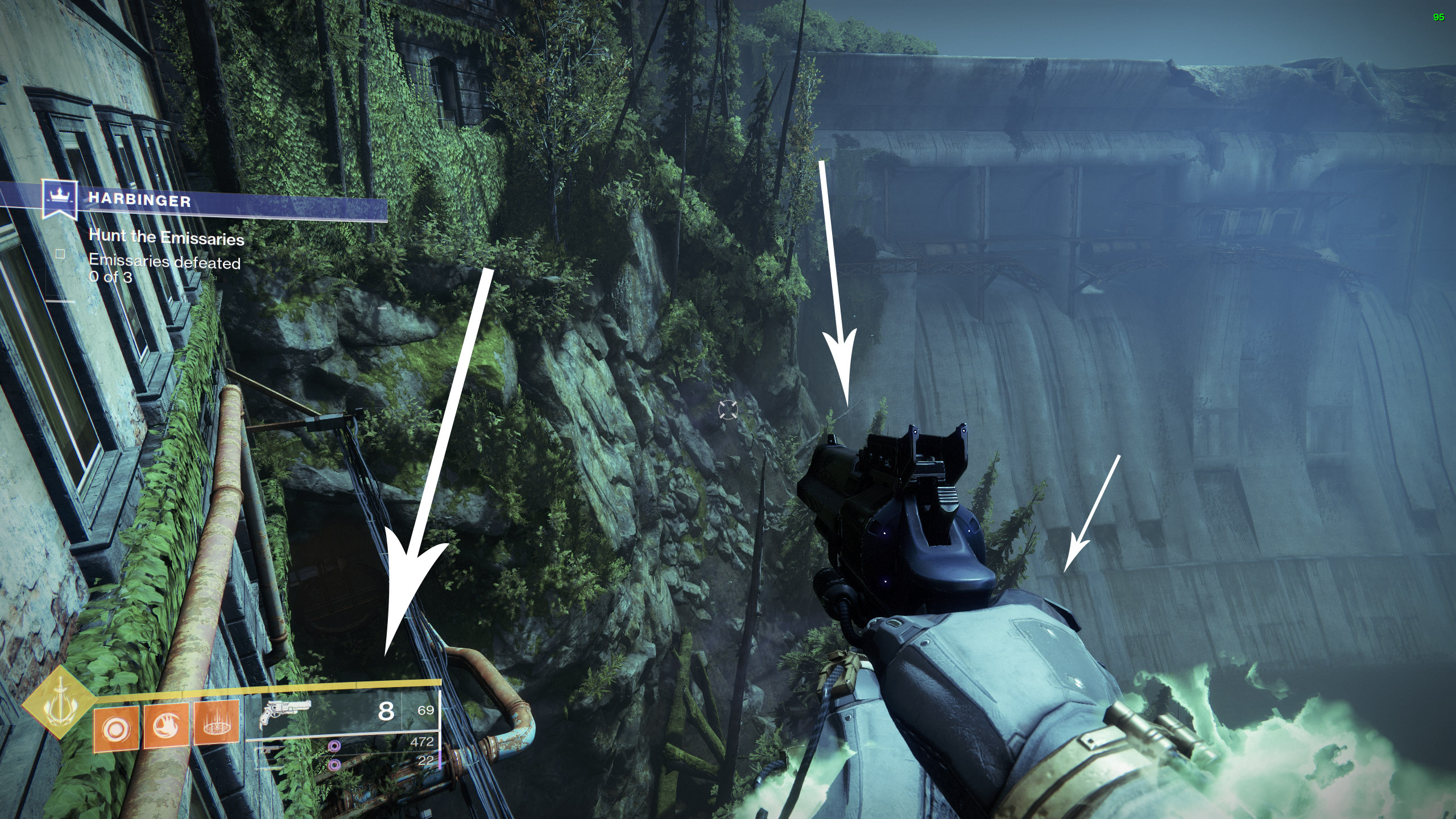 destiny 2 harbinger jumping puzzle