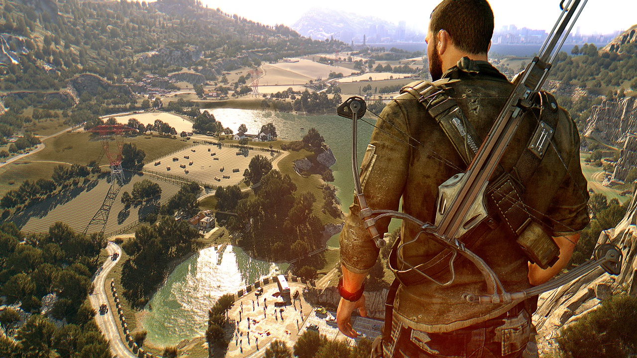 Pawel Salenger's efforts as a lead artist and writer at Techland have run from the early days of Call of Juarez up to Dying Light 2 and Dying Light: The Following.