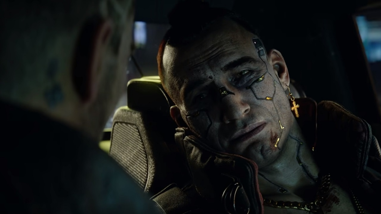 A certain scene in Cyberpunk 2077 means Jackie Welles wouldn't be returning through conventional means, but Johnny Silverhand proves there are other ways.