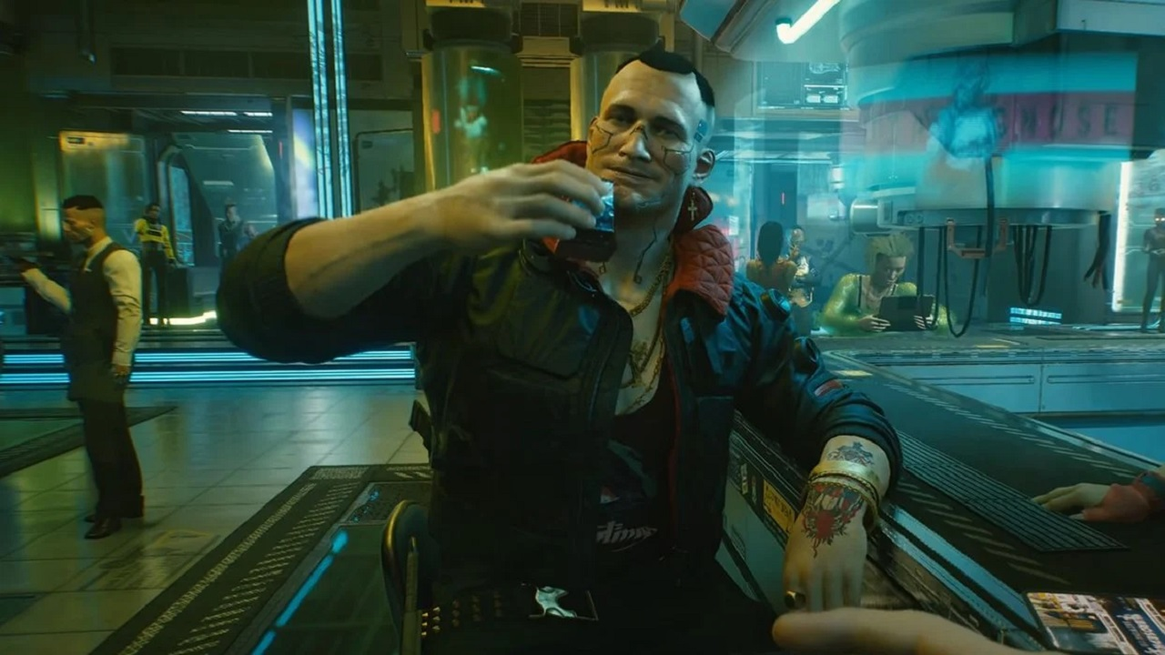 Jackie Welles voice actor Jason Hightower would love to make a return to the character if CD Projekt RED deemed it feasible in Cyberpunk 2077 DLC.
