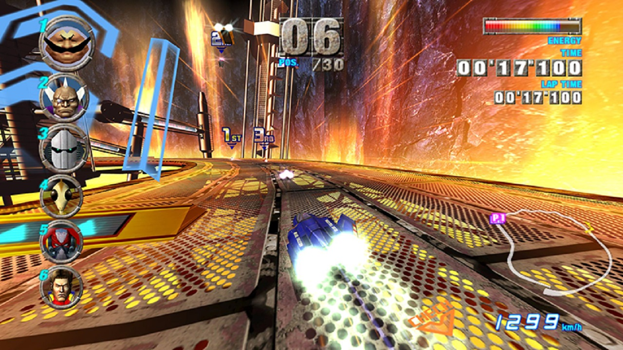 F-Zero GX remains one of the last quality offerings of the racing franchise, but Toshihiro Nagoshi wouldn't mind making a return with a new game.