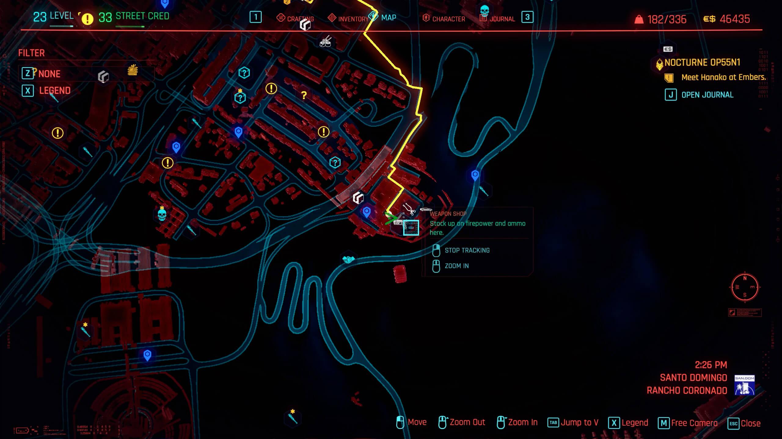 The Highwayman quest guide - start location - cyberpunk 2077