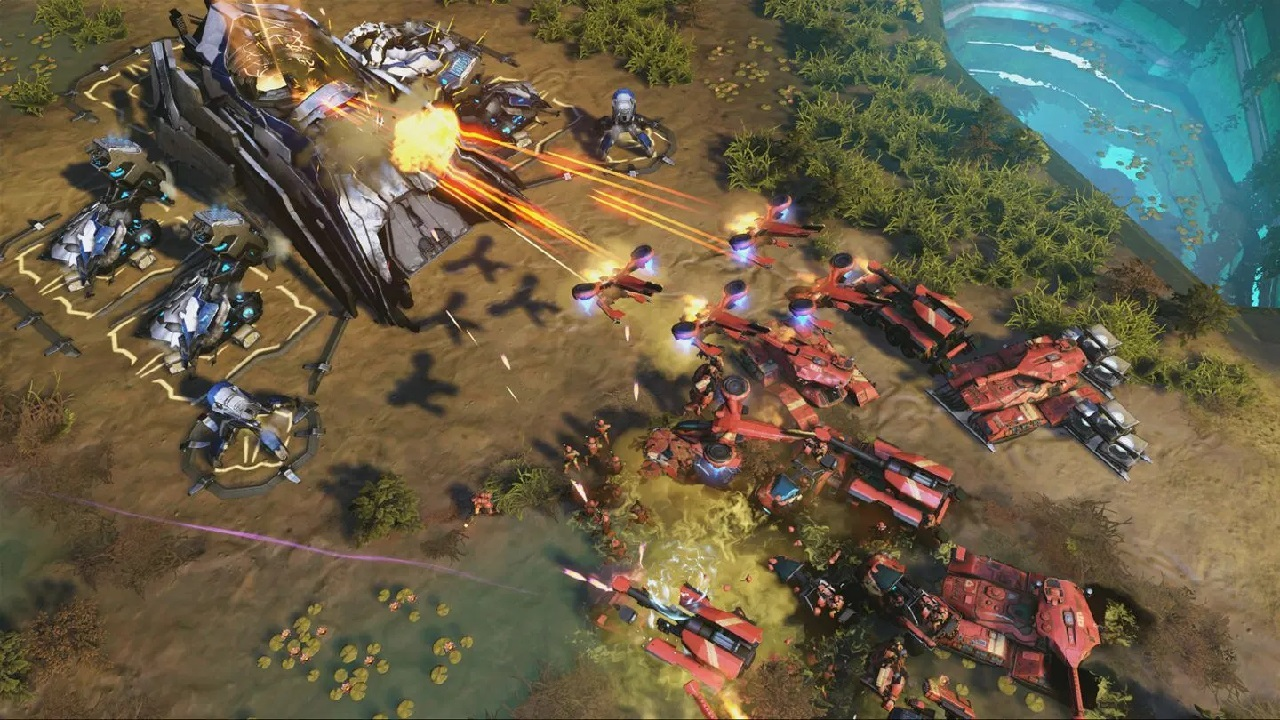 With the help of Creative Assembly, 343 Industries created an impressive large-scale RTS in Halo Wars 2. Unfortunately, they don't plan to do it again anytime soon.