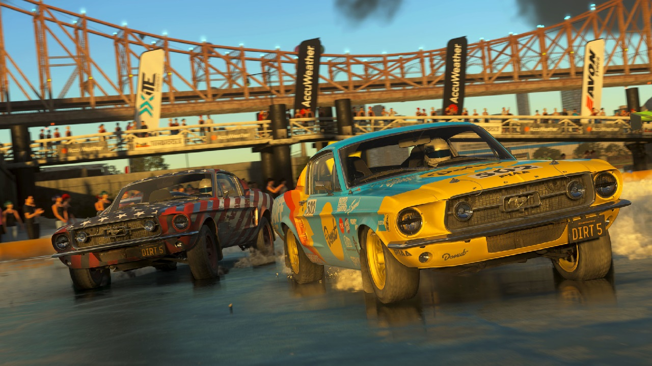 The ongoing deal in which Electronic Arts looks set to acquire Codemasters will also give the publisher control over the developer's many racing franchises, such as the Dirt series.