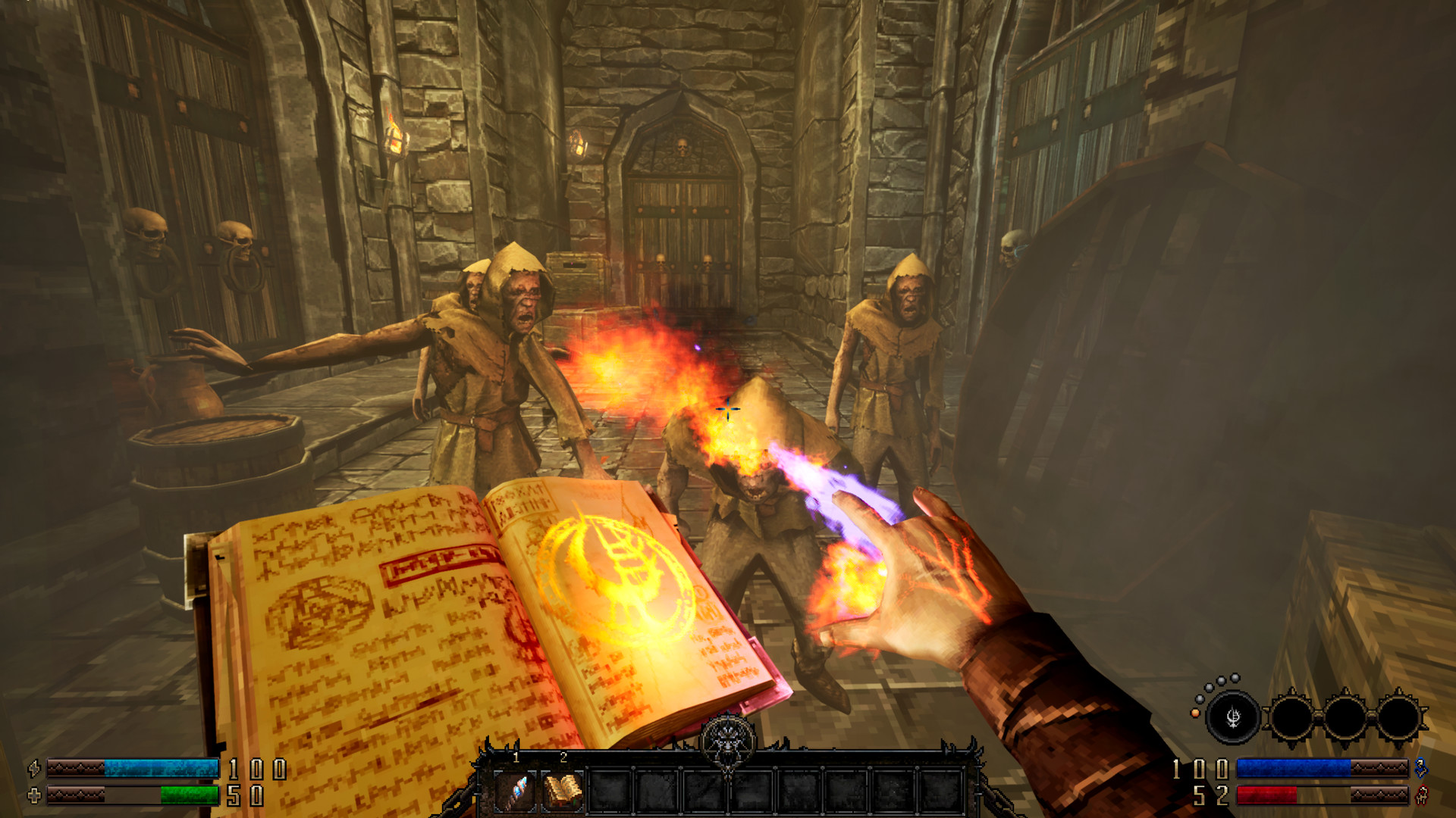 Graven gameplay