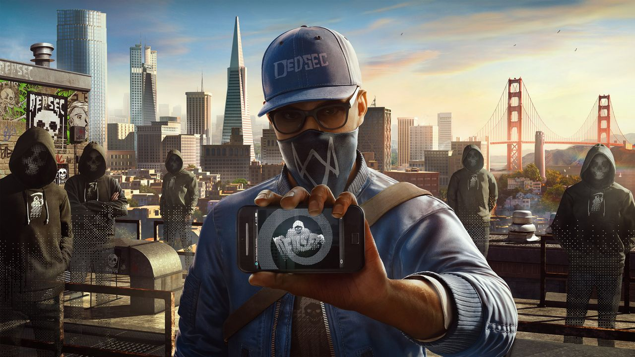 Marcus Holloway, the protagonist of Watch Dogs 2.