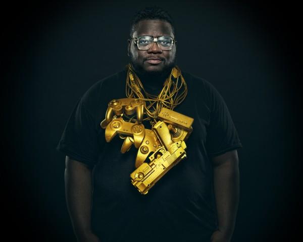 Raheem 'Mega Ran' Jarbo has a mastery of hip-hop and video game mixology.